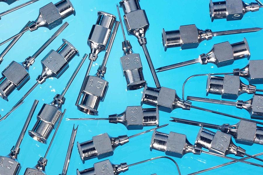 PAIS Strumentario in metallo, aghi e accessori - RI.MOS. Medical Products