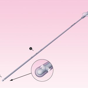 AINSEWHITE: Cannula di inseminazione intrauterina - RI.MOS. Medical Products