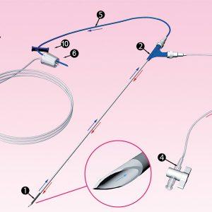 BIMONOCYTE-N: Ago monovolume per prelievo ovociti - RI.MOS. Medical Products