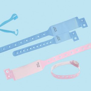 NAMEBAND: Braccialetti identificativi madre-neonato - RI.MOS. Medical Products